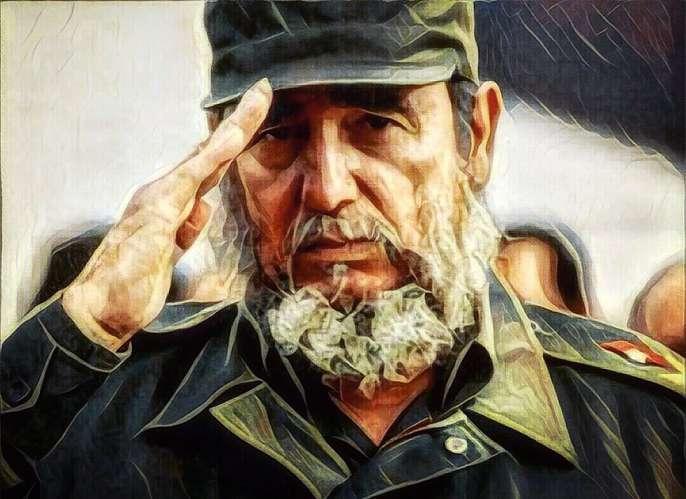 Фидель Кастро. Мечта.