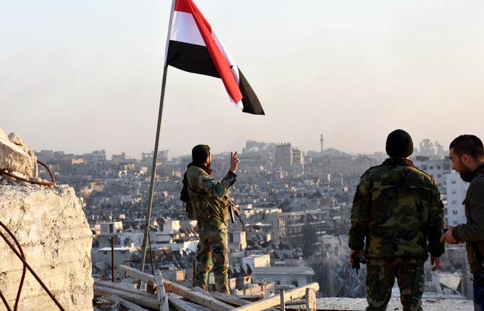 Владислав Шурыгин: Перелом в Алеппо подорвал дух исламистов