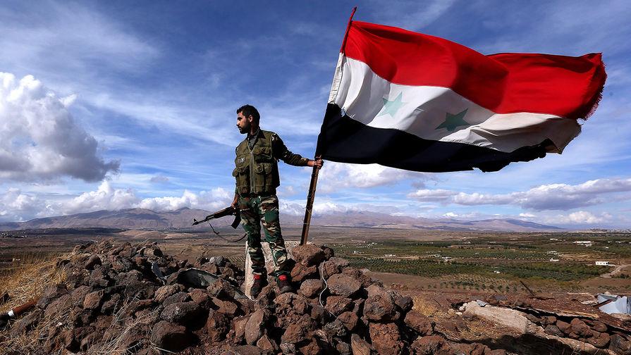Владислав Шурыгин: Мы не уйдем из Сирии, пока идет война с ИГ