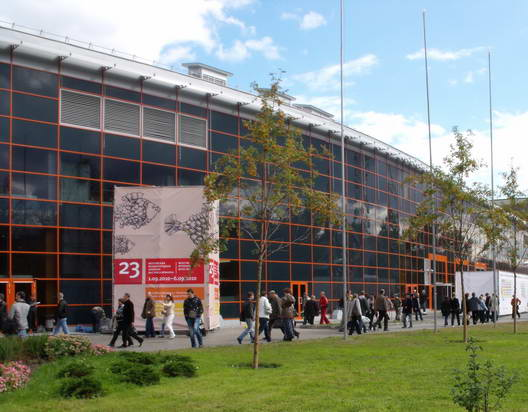 С 1 по 6 сентября 2010 года на ВВЦ проходит (а по сути, уже прошла)Московская Международная книжная выставка-ярмарка.