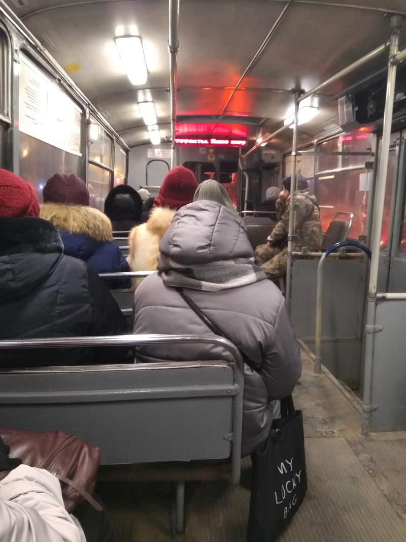 Троллейбусы пользуются спросом у горожан