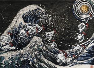Сэйко Кавати Полет! Над Хокусаем  1996 - копия