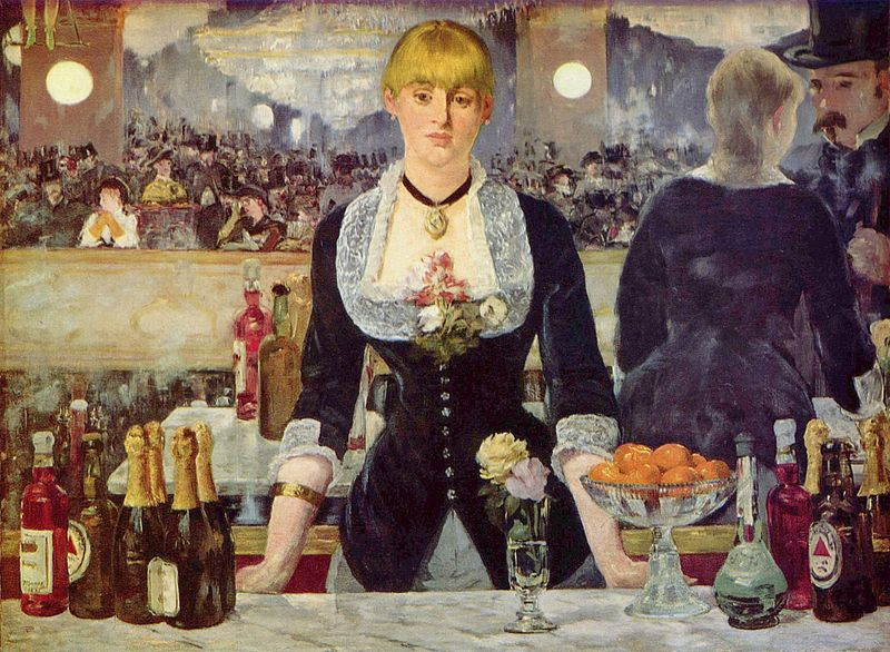 This is part 8 of a 9 - part post on the works of 0c9douard manet