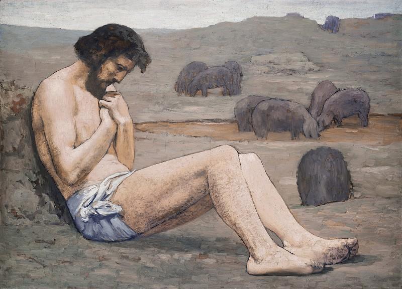Национальная галерея искусств (Вашингтон) Предположительно около 1879. Масло на холсте, 106.5x146.7 см.
