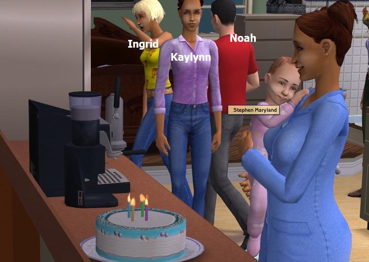 B2999 Birthday