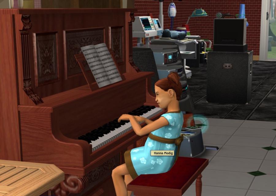 0585 Piano