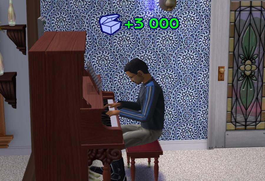 0957 Piano
