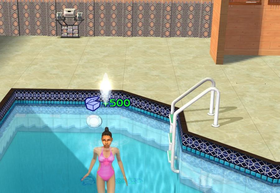 1163 Swim