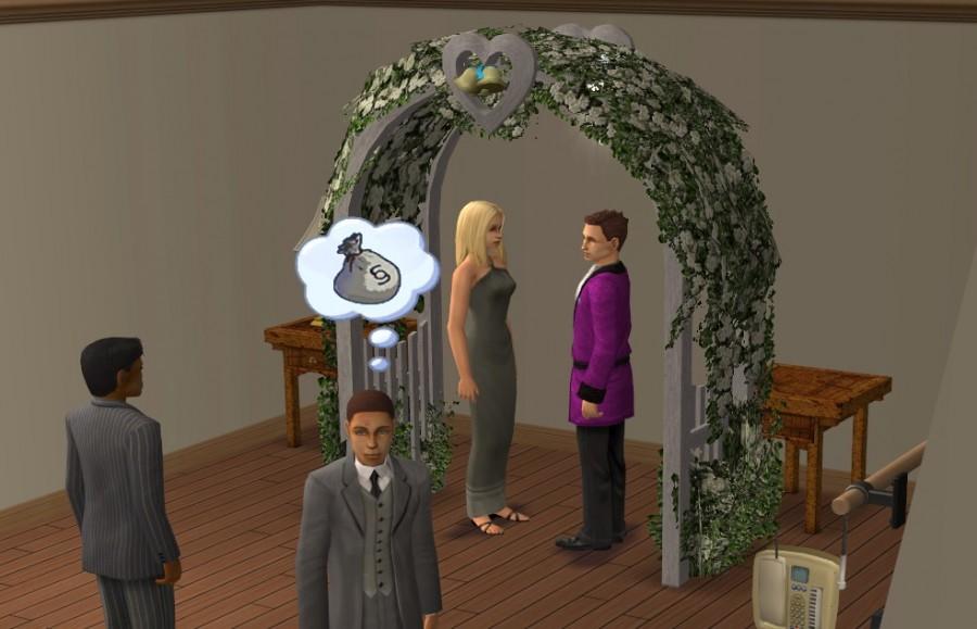 1285 Wedding