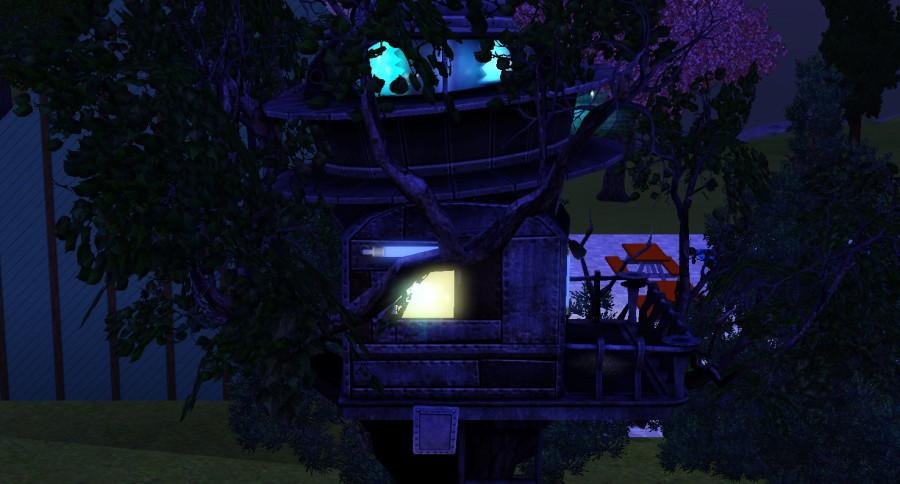 0857 Tree house