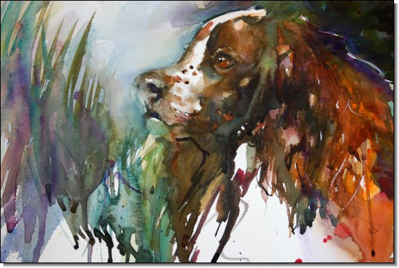 Eager_to_Please_Springer_by_Jean_Haines_at_Stockbridge_Gallery_Dogs_in_Art__41391_zoom