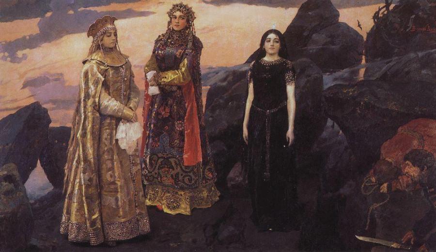 Три_царевны_подземного_царства