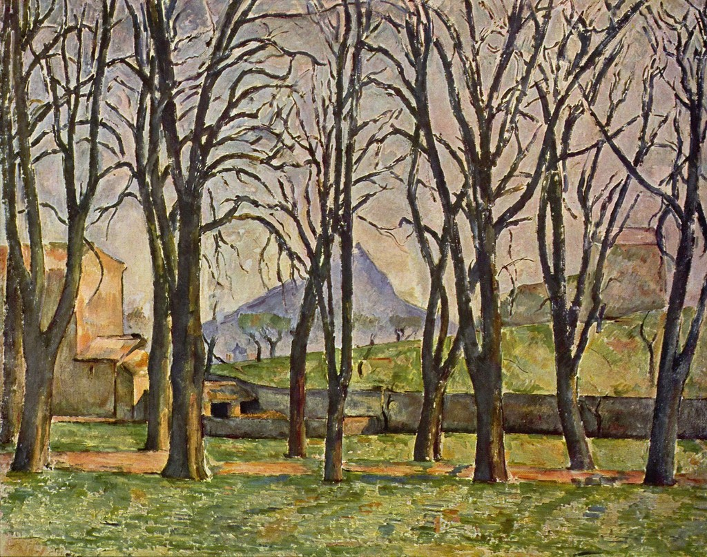 chestnut-trees-at-the-jas-de-bouffan-1887-73x92-Minneapolis Institute of Arts, Minneapolis, Minnesota, USA.jpg