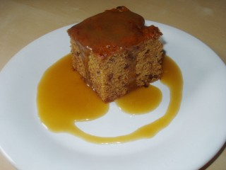 sara lee sticky date pudding cooking instructions