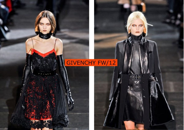 GIVENCHY FW12