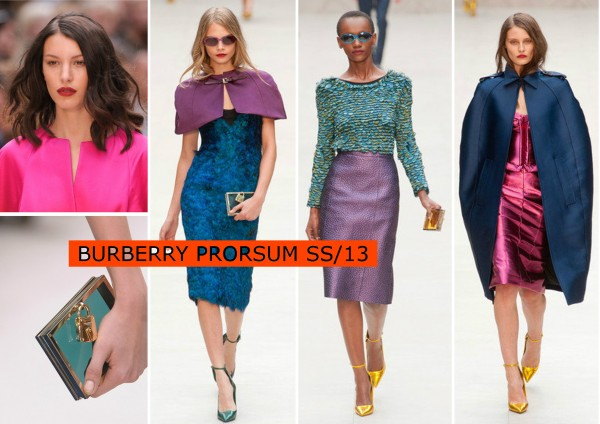 BURBERRY PRORSUM SS13