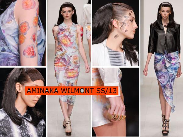 AMINAKA WILMONT SS'13