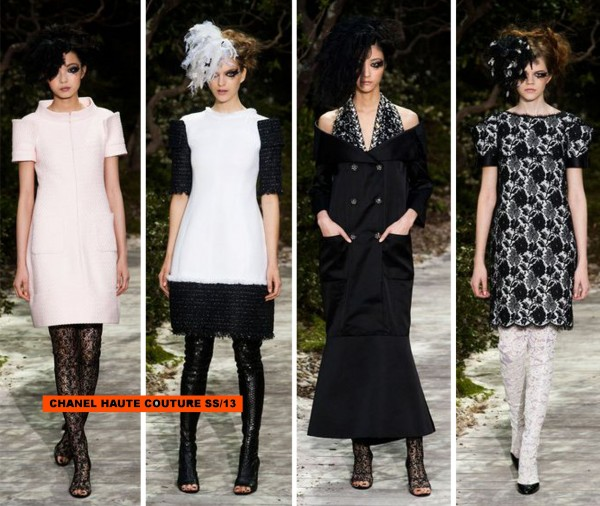 CHANEL HAUTE COUTURE SS13 - 1