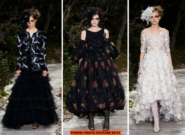 CHANEL HAUTE COUTURE SS13 - 2