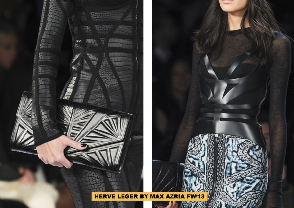 HERVE LEGER BY MAX AZRIA FW13dt5