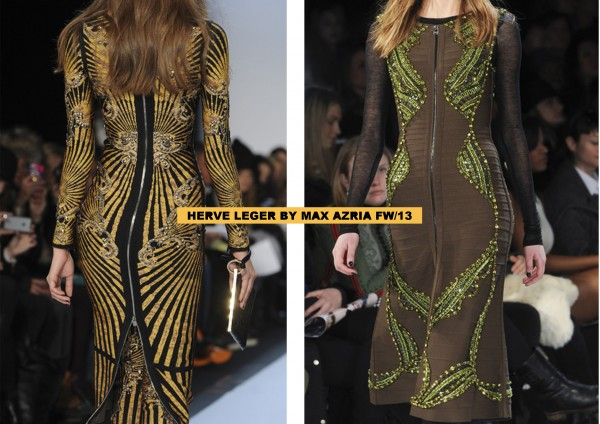 HERVE LEGER BY MAX AZRIA FW13dt1