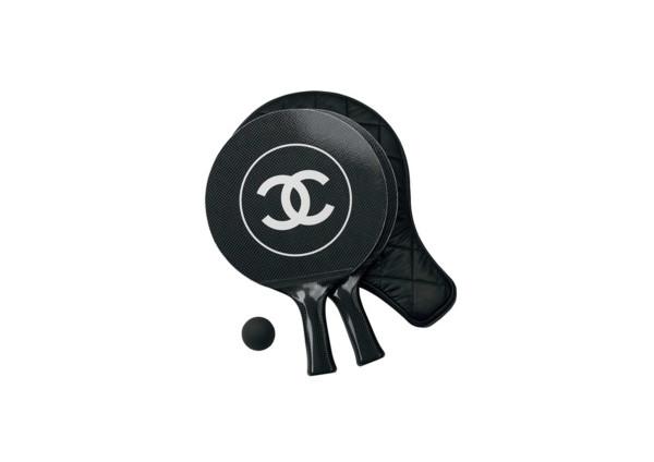 Chanel's Luxury Sports Accessories c