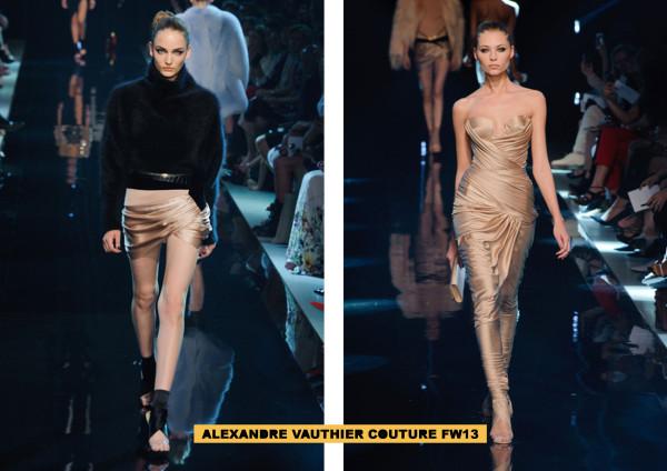 ALEXANDRE VAUTHIER COUTURE FW13c