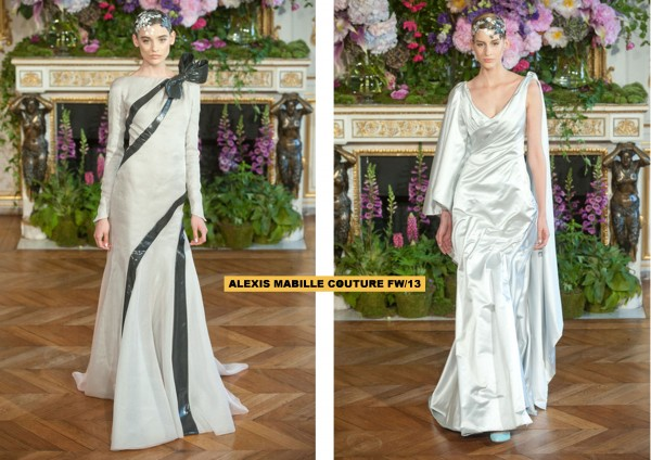ALEXIS MABILLE COUTURE FW13g