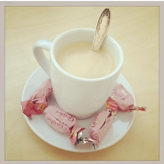 Coffeee......