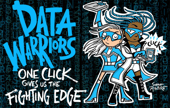 data warriors