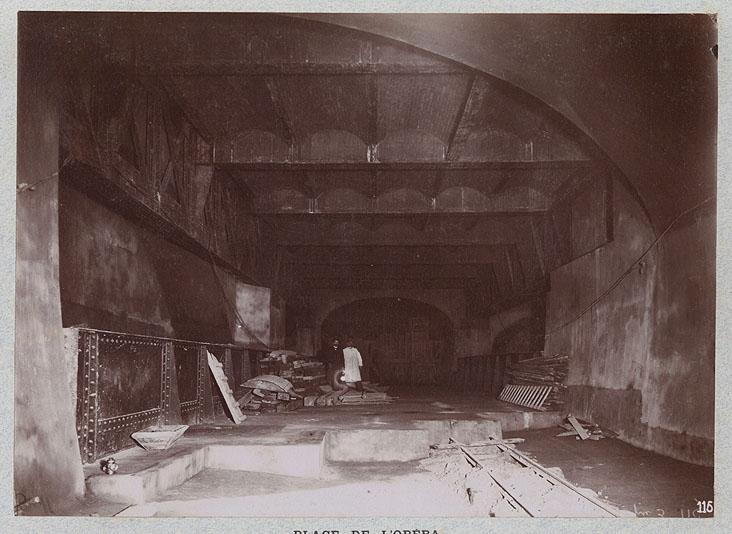 Строительство 3-й линии . 16.03.1904 г.