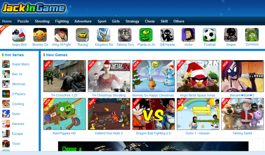 games online day new every