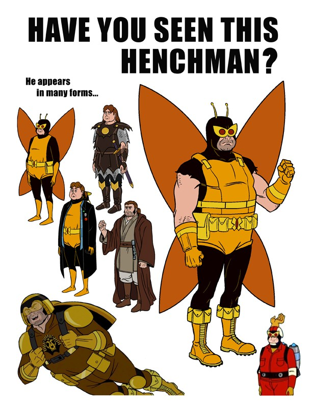 Henchman21Looks