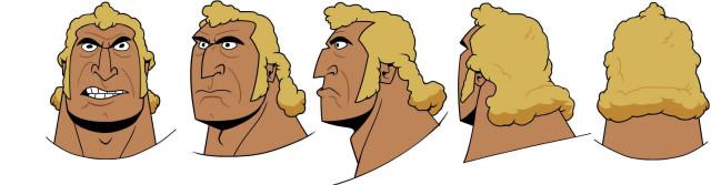 Brock head rotation by Phil Rynda/Jackson Publick