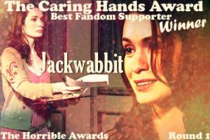 Horrible Awards Fandon Winner