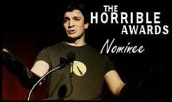 Horrible Awards Hammer Nom Pic