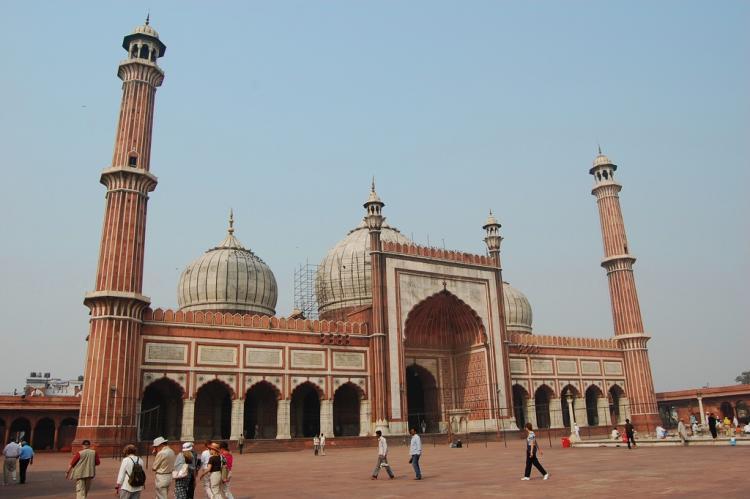 Jama Mosque in New Delhi - India.preview