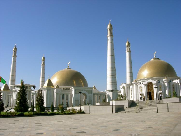 Kipchak Mosque in Ashgabat - Turkmenistan.preview