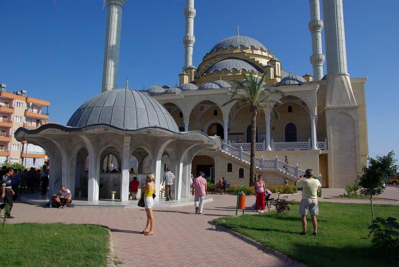 Manavgat мечеть