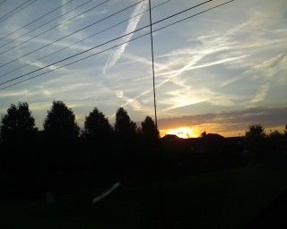 more chemtrails?