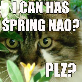 spring nao?