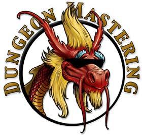 Dungeon Mastering Logo
