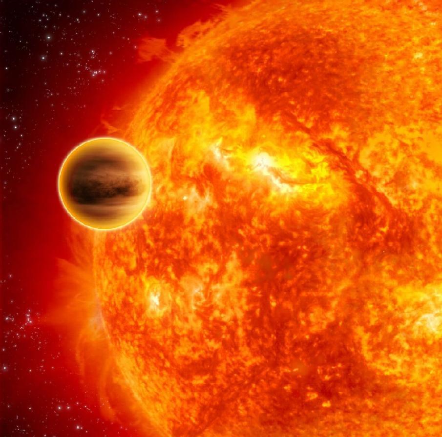 Физические процессы на Солнце
