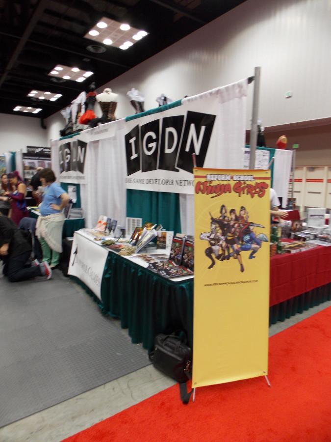 IGDN Booth