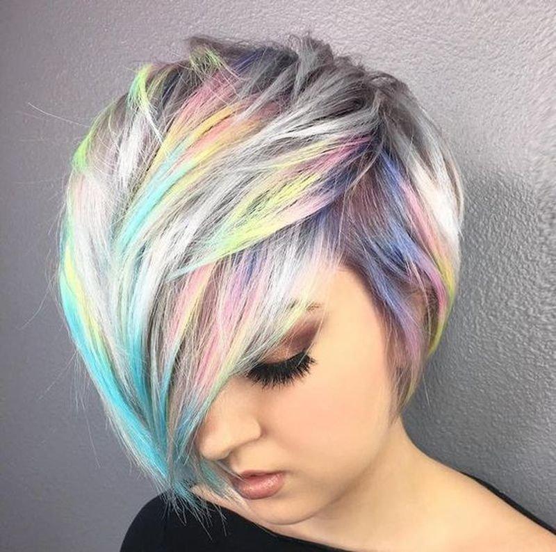погода пархаре цветные пряди в волосах коротких фото идеальный