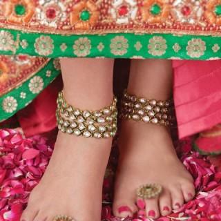 В индийском стиле