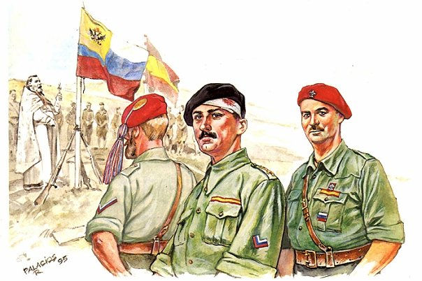 В гражданской войне 1936 1939 гг