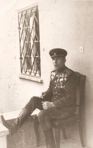 На подступах к берлину 19 апреля 1945 го