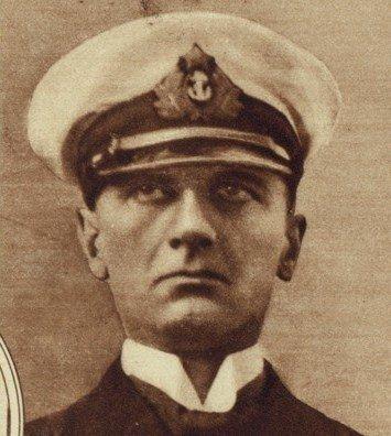 Колчак 1917