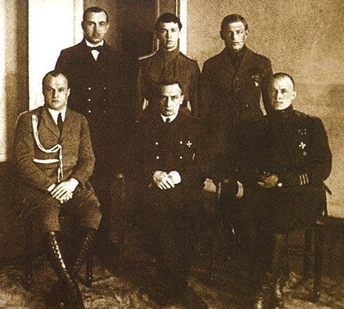 Колчак-1918